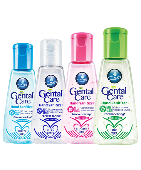 Gental Care Sanitizer