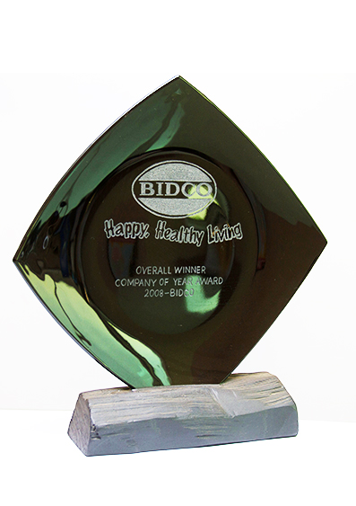 Winner	Best Overall Company	2008