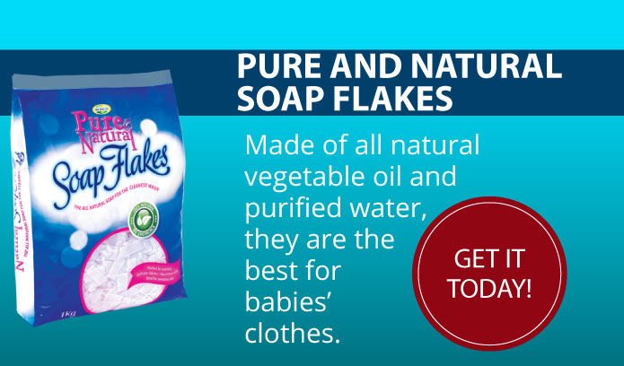 Pure & Natural Soap Flakes