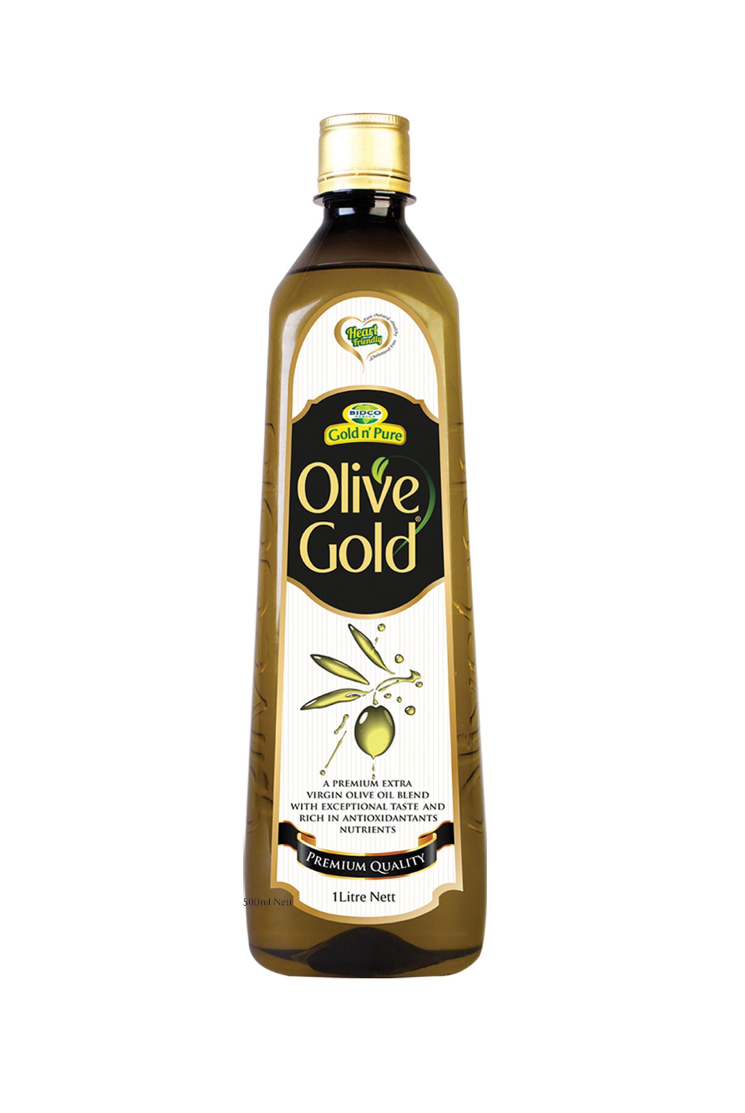 Olive Gold Blend