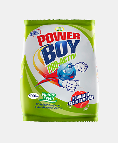 Power Boy White Washing Powder