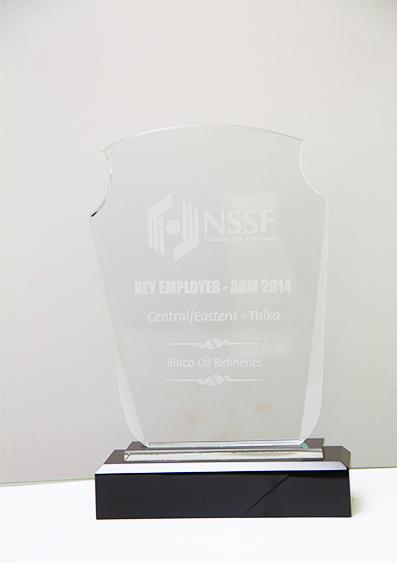 NSSF Key Employer-AGM 2014