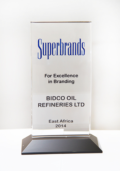 SUPERBRANDS  East Africa 2014