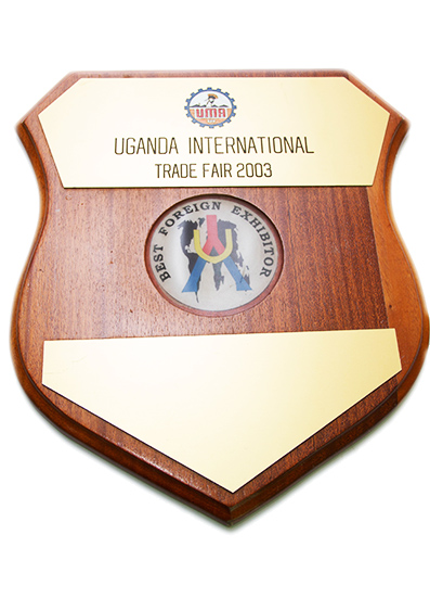 Uganda International Trade Fair 2003