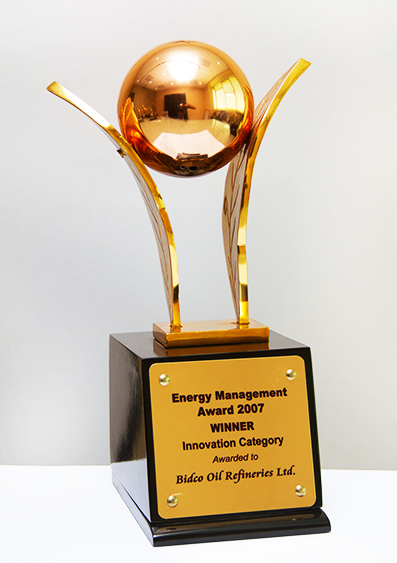 Winner 	Innovation Category 2007