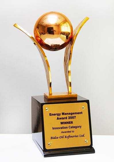 Winner Innovation Category 2007