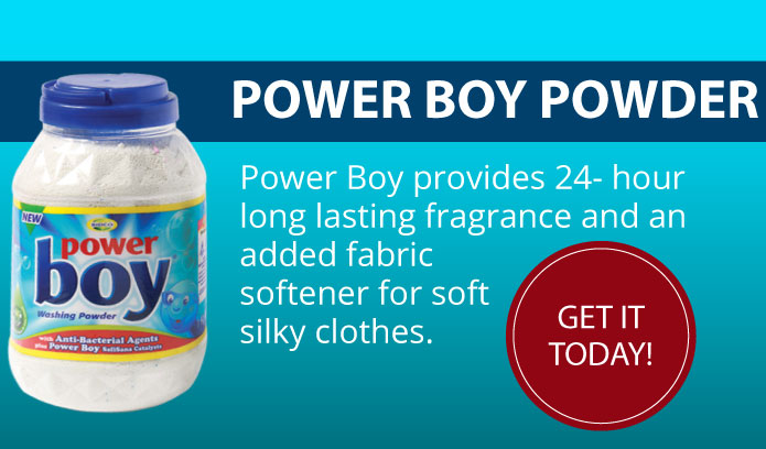 Powe Boy Powder